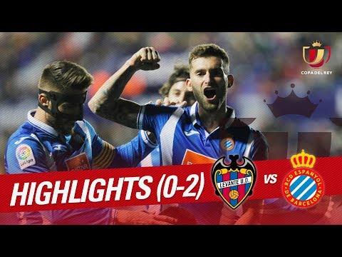 Resumen de Levante UD vs RCD Espanyol (0-2)