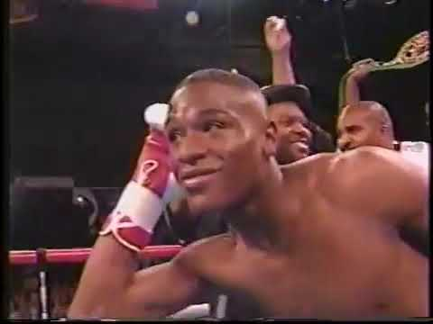 Floyd Mayweather Jr Vs Carlos Hernandez - HBO World Championship Boxing May 26, 2001