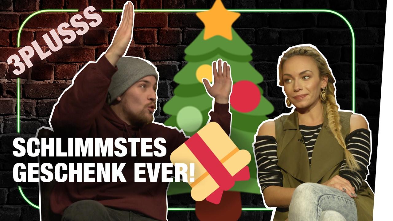 3PLUSSS: SCHLIMMSTES GESCHENK EVER   Folge 3   Weihnachts-Special ...