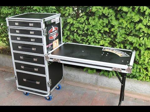 flightcase beschriftung amptown cases doovi. Black Bedroom Furniture Sets. Home Design Ideas
