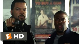 Ride Along (5/10) Movie CLIP - The Shooting Range (2014) HD