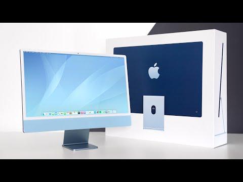 M1 iMac Unboxing: Apple ist wieder mutig!