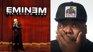 He is always dissing someone! Eminem - Say What You Say Reaction