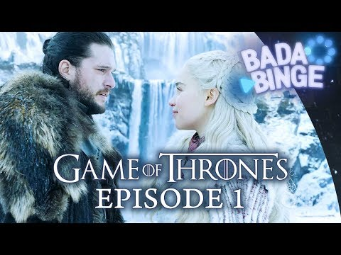 Play Winterfell: Game of Thrones Staffel 8 Episode 1 Review | Bada Binge Spezial #01