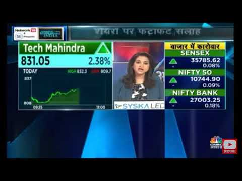 Sanjiv Bhasin's view on Tech Mahindra Buyback @ 950