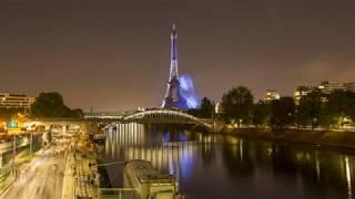 Feu d'artifice Paris 2017 en 4K (version longue)