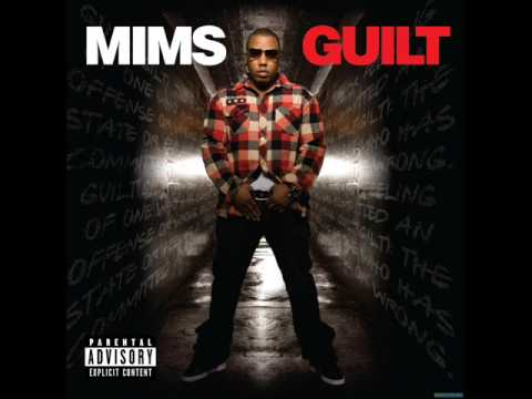Mims ft. J.Holiday  - Be My Hustla'  (of the album, Guilt)