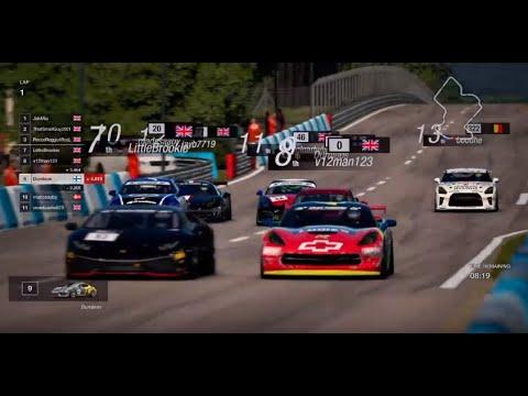 FRL - GT SPORT - GT4 - S2 - Pre Season Testing LIVE