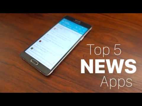 Top apps world news android
