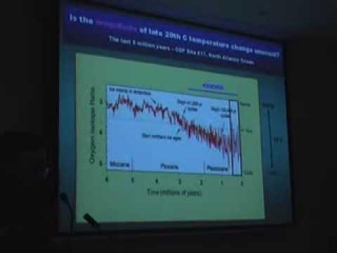 Professor Bob Carter PhD on Global Warming