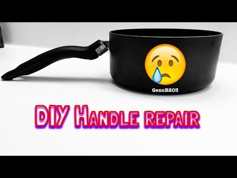 How To Repair/Fix Your Loose pot and pan handles