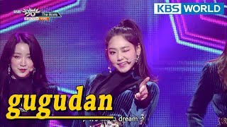 gugudan (구구단) - The Boots [Music Bank COMEBACK / 2018.02.02]