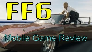 Fast and Furious 6 The Game, FF6 walk through