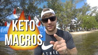 EASIEST WAY TO SET UP KETO MACROS - How to set up macros for the ketogenic diet