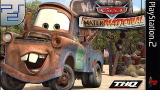 Longplay of Cars Mater-National Championship