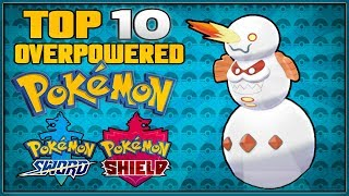 Top 10 Overpowered Pokémon for Pokémon Sword and Shield