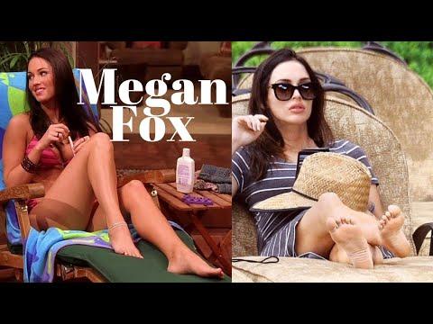 Megan fox füße