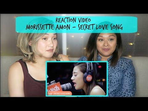 Reaction Video - Morissette Amon Covers 'Secret Love Song' by Little Mix on Wish 107.5