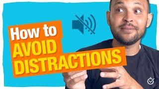 How to Avoid Distractions and Stay Productive