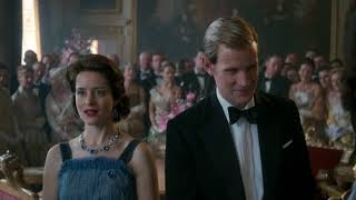 The Kennedys meet Queen Elizabeth. The Crown [2x8]