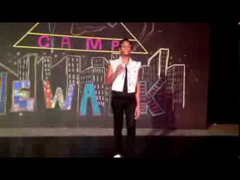 Kayla - AileyCamp Newark 2013 Talent Show von YouTube · Dauer:  1 Minuten 6 Sekunden