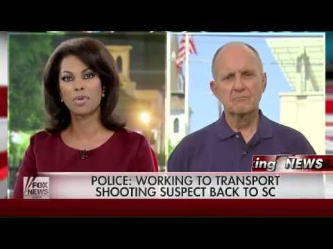 Harris Faulkner interviews Charleston County Sheriff on Church Shootings