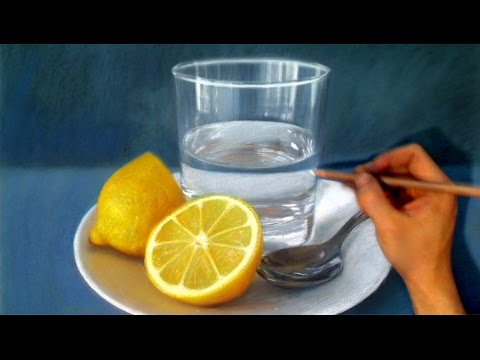 Still Life Drawing Realism - Is this a photo?!!