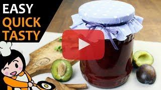 Plum Jam - Recipe Videos