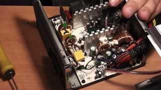 Блок питания CHIEFTEC GPS-600A8 - Обзор
