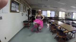 TRUDI 74 COUNTRY DANCE 14 sec