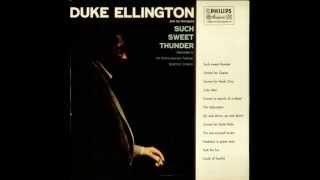 Duke Ellington. The Star-Crossed Lovers.