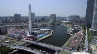 hd time lapse test yokohama japan 2009 by eon fx