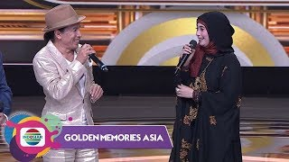 "DUET LEGENDA KEMBALI HADIR!! Inka Christie & Amy Search ""Cinta Kita"" - Golden Memories Asia"