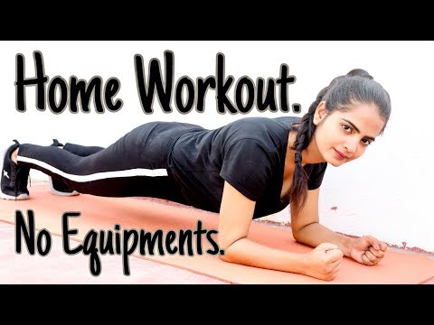 No Gym Full Body Workout | Home Workout for Women | Alisha Singh