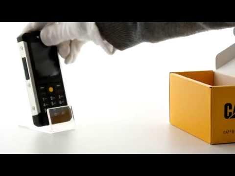 CAT B100 - unboxing
