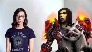 World of Warcraft: The Lost Aubrey Plaza Video
