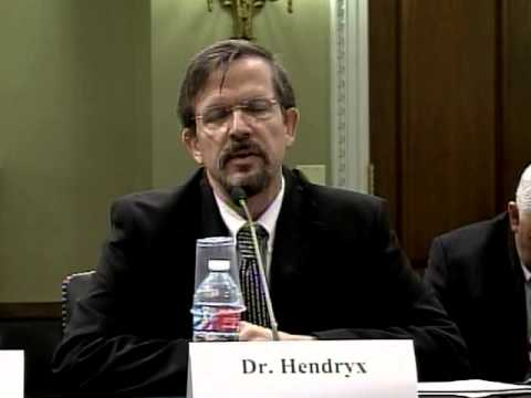 Rep. Alan Lowenthal and Dr. Michael Hendryx on Mountaintop Mining