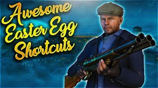 Top 5 Awesome Easter Egg Shortcuts on Mob of the Dead! (Mob of the Dead Easter Egg Tips and Tricks)