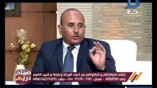 صباح دريم | رئيس حي شبين الكوم: تم حل 70% من مشكلة القمامة