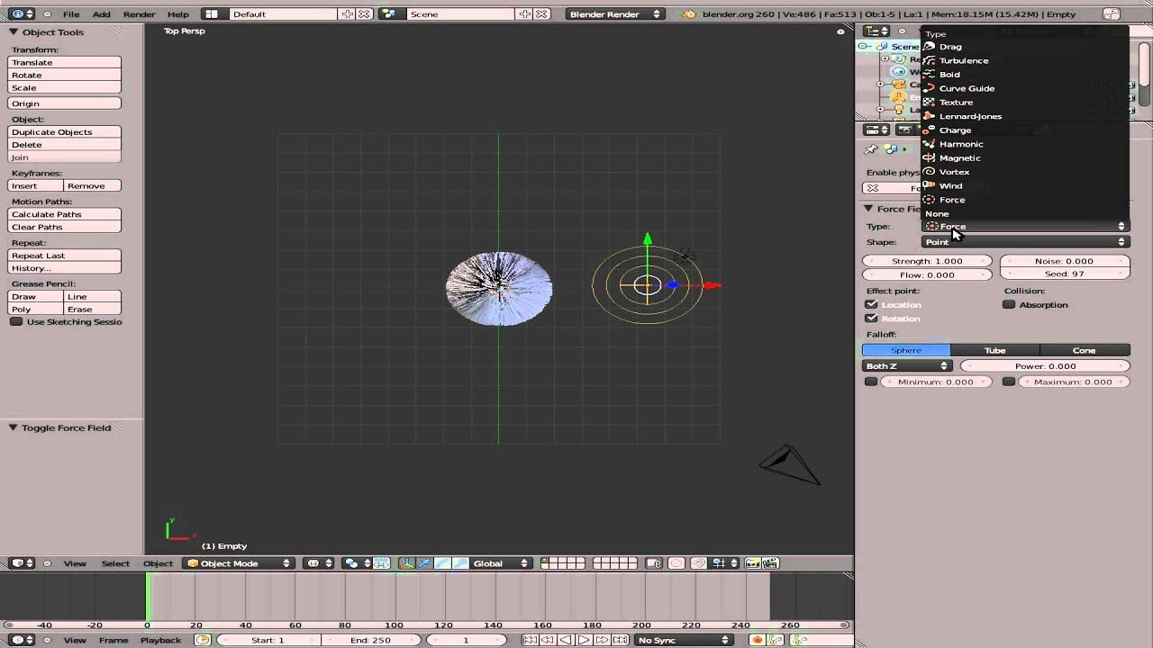 Quick Fur In Blender Linux Blender 3d Youtube