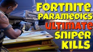 DAILY FORTNITE - ULTIMATE SNIPER KILLS 921-A