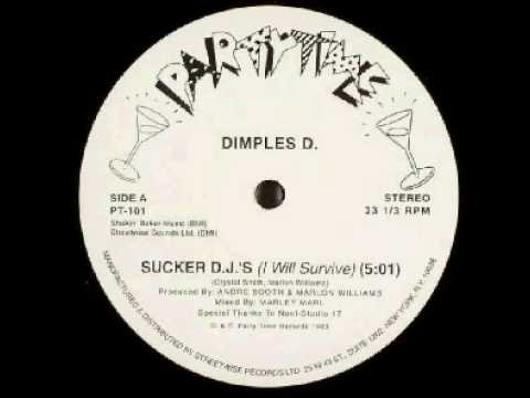 "Old School Beats Dimples D - Sucker D.j.""s"