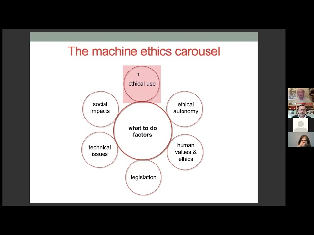 Máquinas Éticas