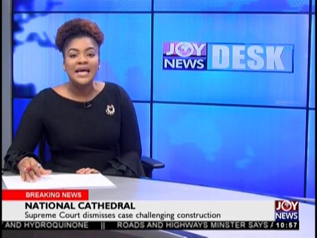 National Cathedral - News Desk on JoyNews (23-1-19)