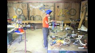 The Recycler – Bicycle Art and Funky Furniture