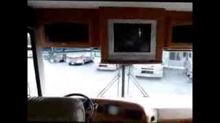 Video 2008 Hurricane 34Y Class A Toy Hauler Motorhome RV 13054 download MP3, 3GP, MP4, WEBM, AVI, FLV Mei 2018