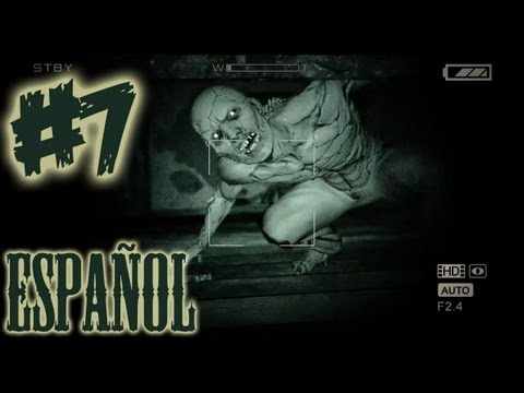 Outlast Walkthrough Parte 7 Gameplay Review Lets Play Playthrough Pc Español