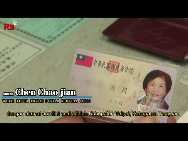 11 Januari 2020 adalah hari Pemilu di Taiwan Yang Perlu Diperhatikan