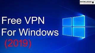 Gambar cover Free Best VPN For Windows PC | VPN Gate Software  [Hindi]