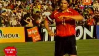 ARENGA BONINI CHILE VS URUGUAY